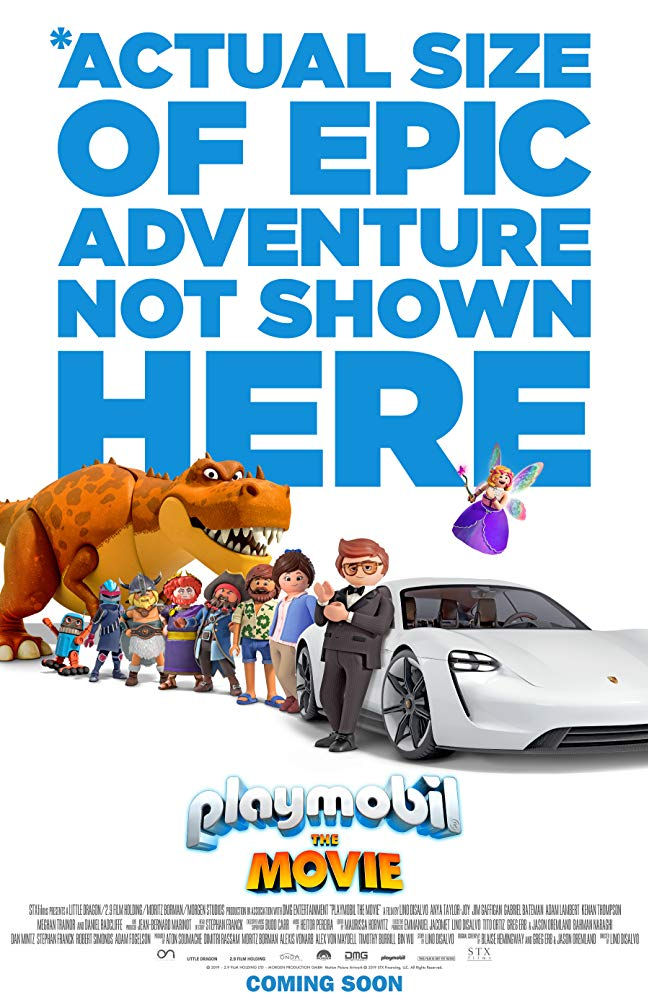 Playmobile: The Movie